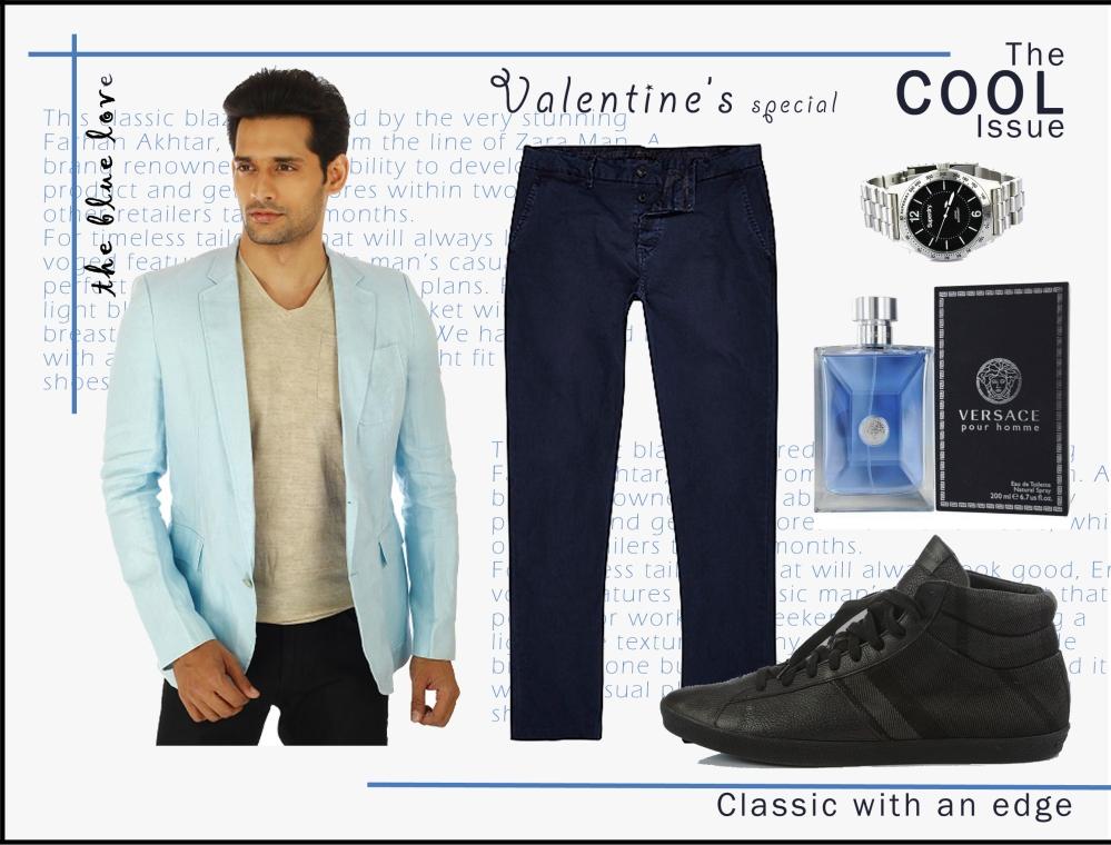 valentine men